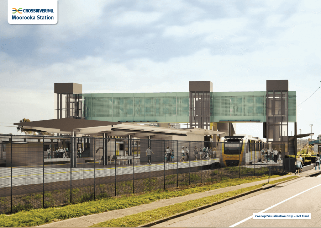 Proposed Moorooka Station upgrade concept